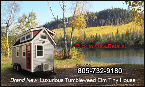 Custom Build Tumbleweed Tiny-Home for Sale