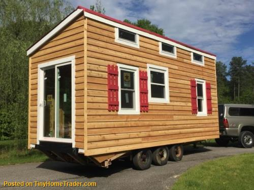 tinyHOMEtradercom Tiny Homes on Wheels THOWsfor Sale
