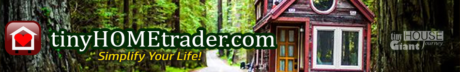 TinyHomeTrader.com - The Tiny Home Trading Place!™
